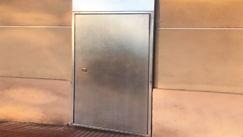 comprar puertas anti okupa a medida Domser